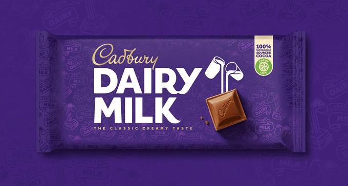 Cadbury Rebrand